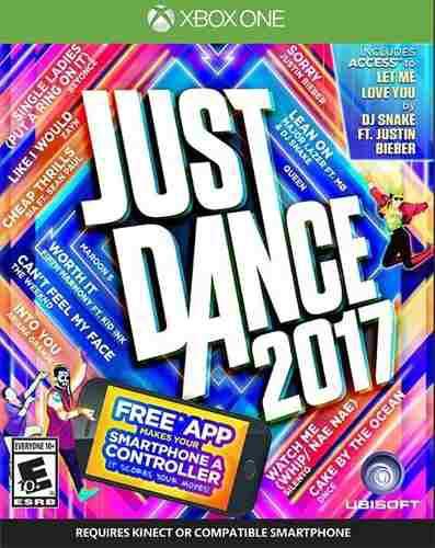 Just Dance 2017 Xbox One Nuevo Sellado