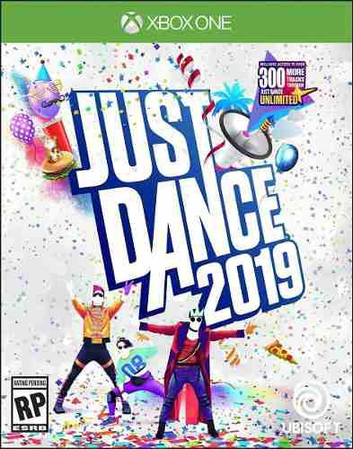 Just Dance 2019 Xbox One Nuevo Y Sellado (en D3 Gamers)