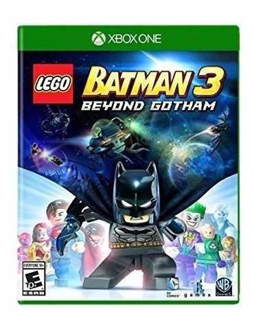 Lego Batman 3 Para Xbox One Nuevo (en D3 Gamers)