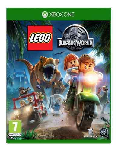Lego Jurassic World Xbox One Nuevo Sellado