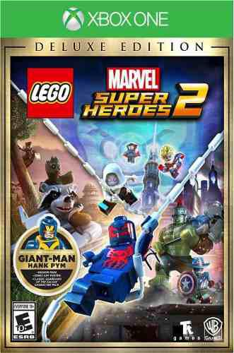 Lego Marvel Super Heroes 2 Deluxe Edition Xbox One Nuevo