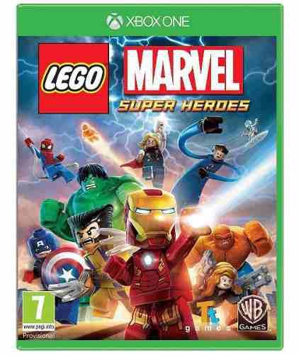 Lego Marvel Super Heroes Xbox One Nuevo