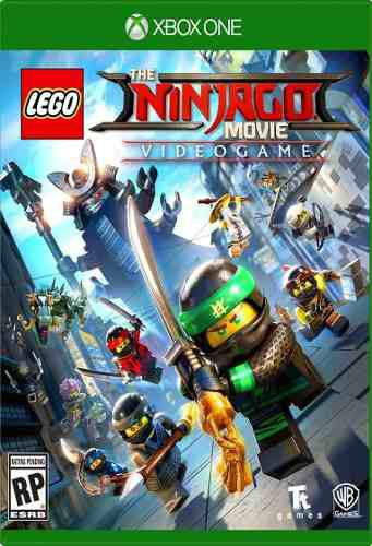 Lego Ninjago Movie Xbox One Nuevo Y Sellado (en D3 Gamers)