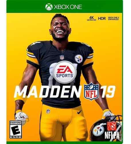 Madden Nfl 19 Xbox One Nuevo Y Sellado (en D3 Gamers)