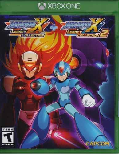 Mega Man X Legacy Collection 1 + 2 Xbox One Nuevo En Karzov