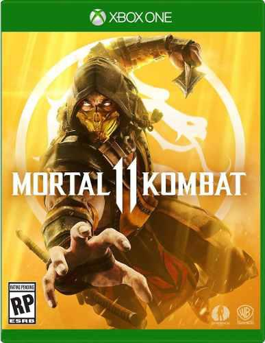 Mortal Kombat 11 Para Xbox One Start Games