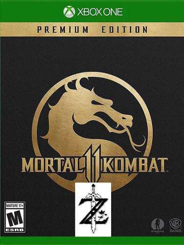 Mortal Kombat 11 Xbox One 2x1