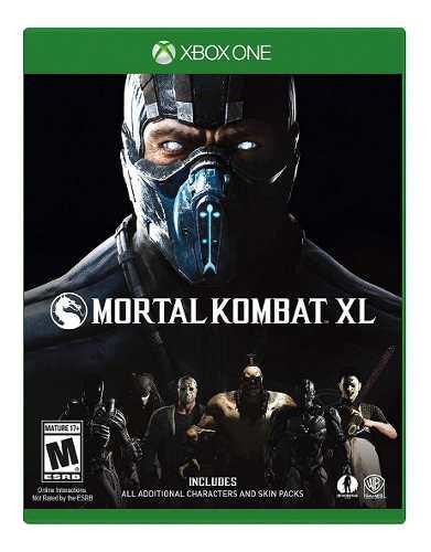 Mortal Kombat Xl::.. Para Xone En Start Games.