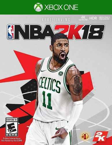 Nba 2k18 Xbox One Nuevo (en D3 Gamers)
