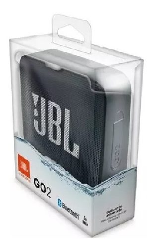 Original Bocina Jbl Go 2 Bluetooth Metalica A Prueba De Agua