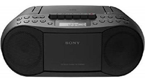 Radio Grabadora Con Cd, Cassete, Am/fm, Mp3 Marca Sony