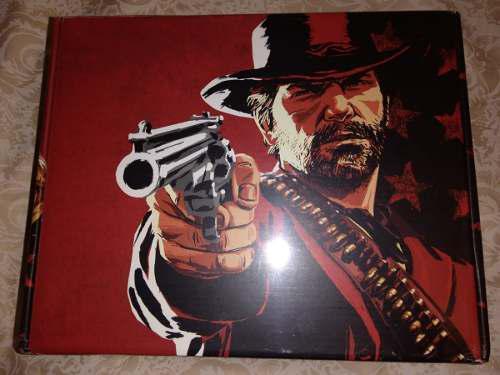 Red Dead Redemption 2 Collector's Box (no Incluye Juego)