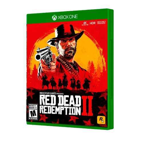 Red Dead Redemption 2 Xbox One Nuevo Sellado Msi