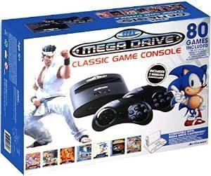 Sega Genesis Atgames Clásico Juego De Consola 2014