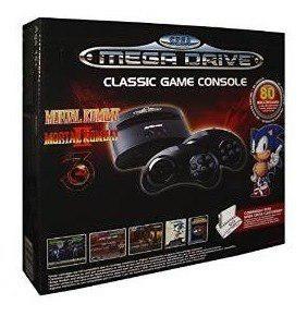 Sega Genesis Atgames Clásico Juego De Consola 2015