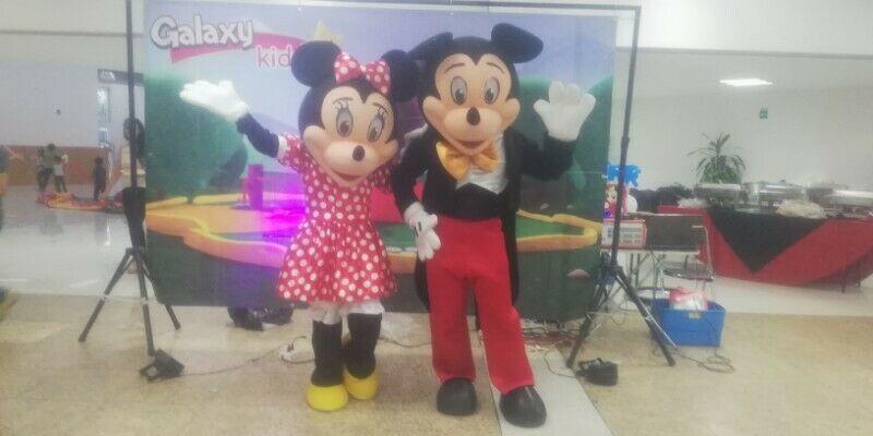Show Infantil de Mickey y Minnie