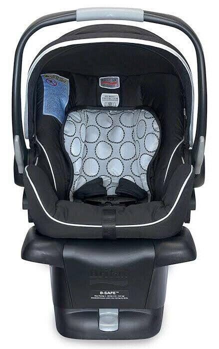 Silla de bebé para auto Britax