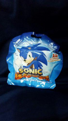 Sobre Sorpresa Sonic Boom Sega Contiene Un Llavero Al Azar