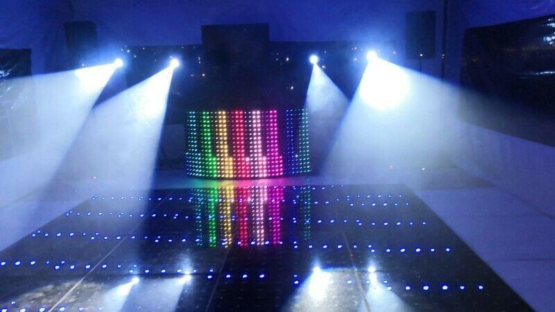 Sonido Profesional (Djs, Pistas iluminadas, Luces