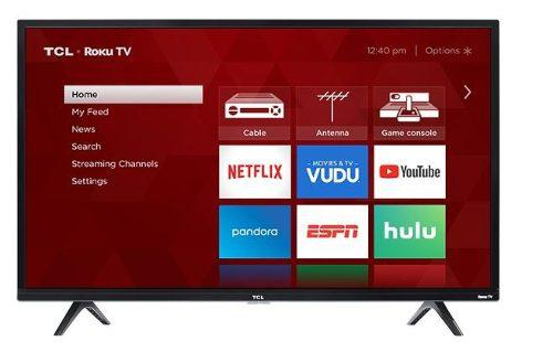 Television Tcl 32 Smart Tv Led Lcd Hdtv Con Roku
