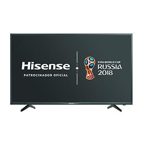 Televisor Lcd De 43 Pulgadas Marca Hisense 2 Puertos Usb