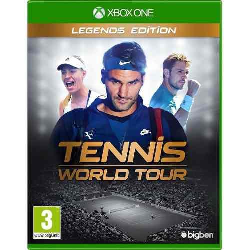 Tennis World Tour Legends Xbox One Offline