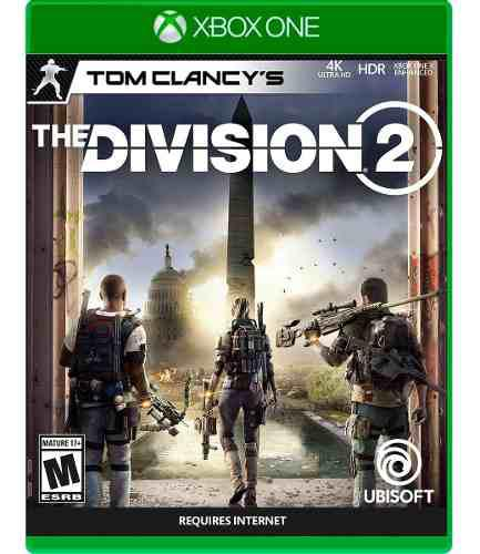 The Division 2 Para Xbox One Nuevo Y Sellado (en D3 Gamers)