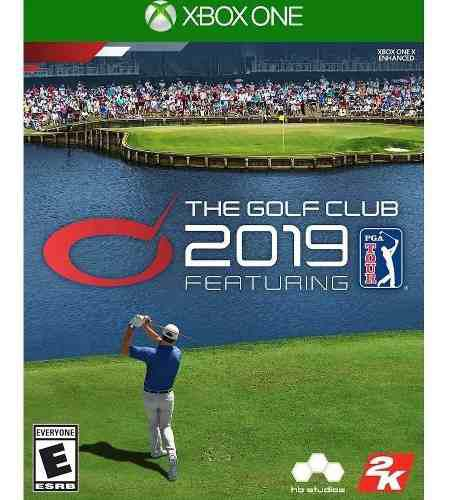The Golf Club 2019 Featuring Pga Tour - Xbox One - Nuevo