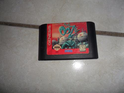 The Ooze En Buen Estado Sega Genesis