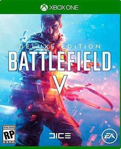Video Juego Battlefield V Xbox One Nuevo En Caja Sellada