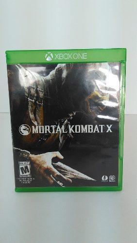 Videojuego Mortal Kombat X Xbox One Game84