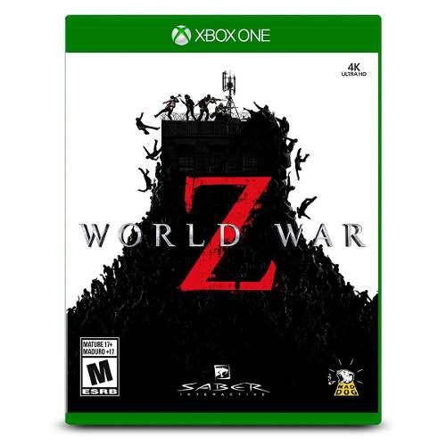 World War Z Para Xbox One Start Games A Meses