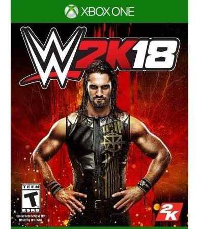 Wwe 2k18 Xbox One Nuevo Y Sellado