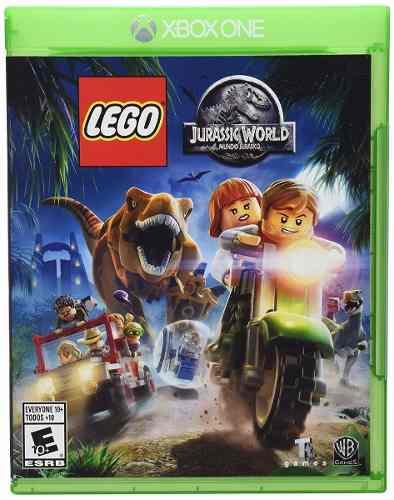 Xbox One Lego Jurassic World Nuevo Envio Gratis Facturamos!!