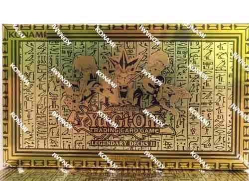Yugioh Legendary Decks 2 Ingles Yug Joey Kaiba Dioses Exodia