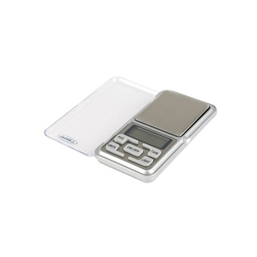Báscula Bolsillo Alta Precisión 500g Pocket Noval