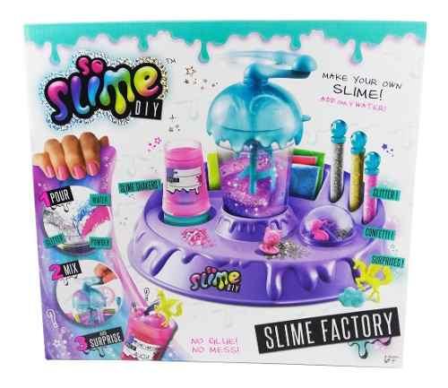 Fabrica De Slime Slime Factory Para Hacer Moco Diy Envio Gr