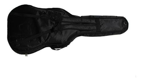 Funda Para Guitarra Acustica Tipo Mochila Marca Ibanez