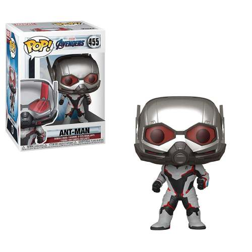 Funko Pop! Marvel: Avengers Endgame - Ant Man #455
