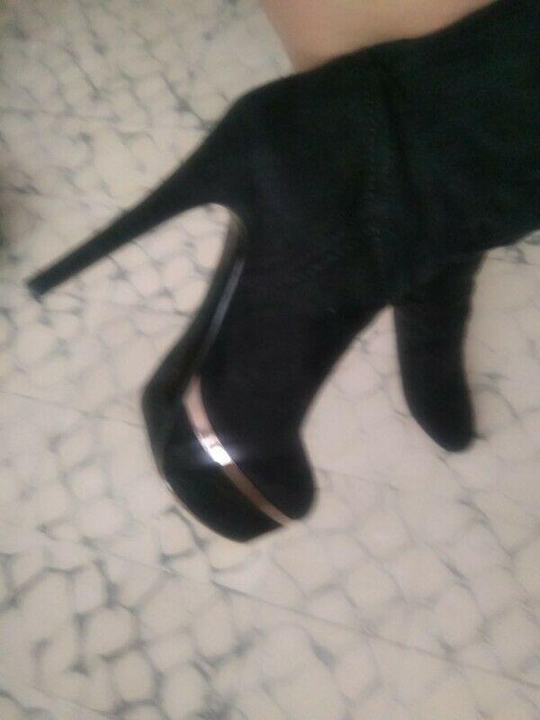 Hermosas botas de piel Italianas