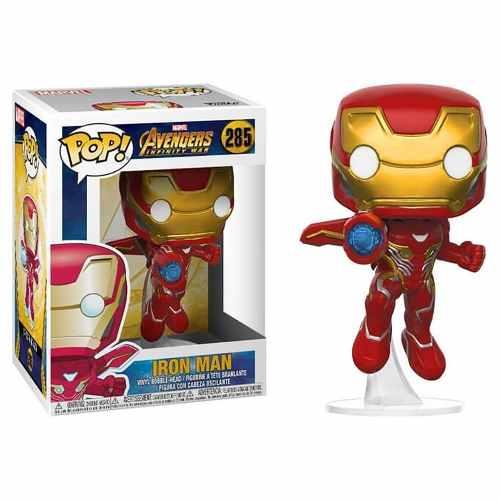 Iron Man De Avengers Infinity War 285