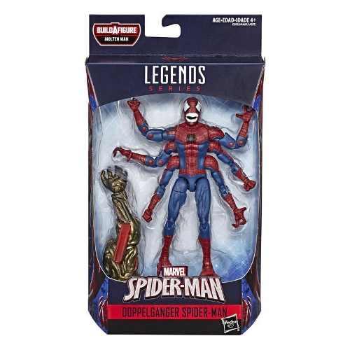 Marvel E Figura 6 Pulgadas Spider-man Marvel Legends Dop