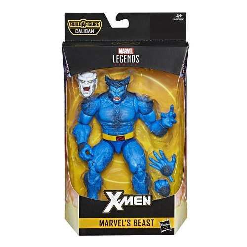 Marvel E Figura De Acción Marvel Legends X- Men Beast