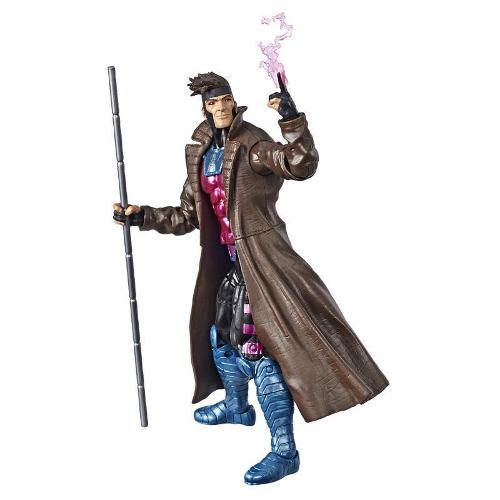 Marvel E Figura De Acción Marvel Legends X- Men Gambit