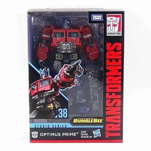 Optimus Prime 38 Studio Series Figura Transformers Juguete
