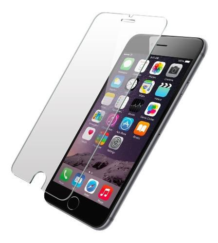 2 Piezas Mica Cristal Templado 9h 0.33 Mm iPhone 4 5 6 7 8 X