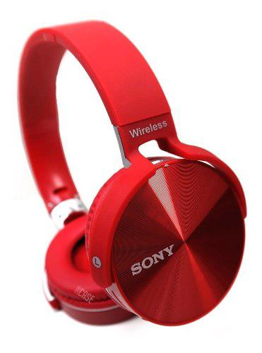 Audifonos Inalambricos Sony Bluetooth Diadema Extra Bass