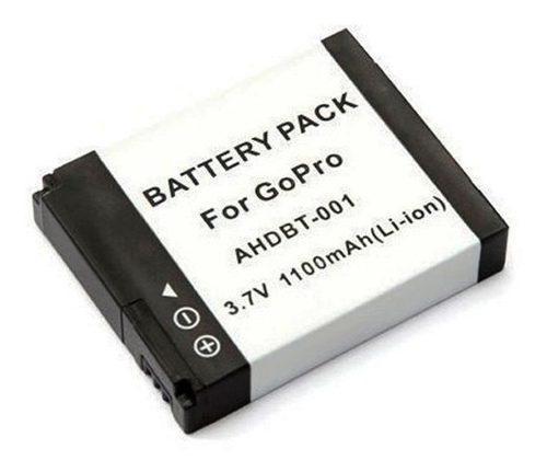 Bateria Camara Digital Gopro Hd Hero Casco 3.7v. Ahdbt-001