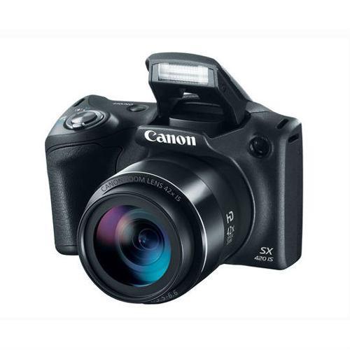 Camara Digital Canon Sx420 20 Megapixeles Color Negro