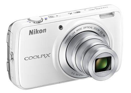 Camara Digital Nikon S810c Con Android Mygeektoy (=º.º=)